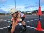 Limbo på träningen en tisdag 26 juli 2012