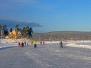 Skridsko på Runn 17 januari 2016