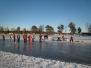 Skridskoaktivitet vid Roxnäs 14 januari 2012