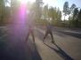 Tisdagsträning bilprovningen 22 maj 2012