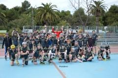 Inlines-läger i Italien mars-april 2014