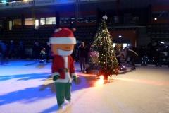 Skridskons dag Lidköping 25 december 2014