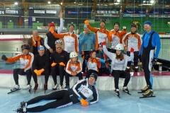 Skridskoresa till Vikingskipet i Hamar 1-3 november 2013